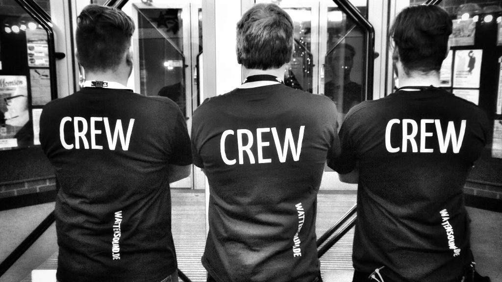 Unsere Crew