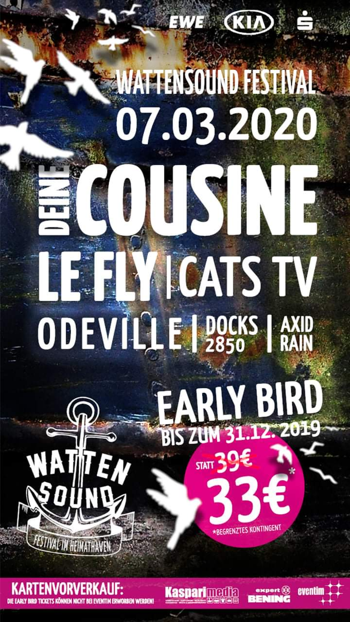 wattensound festival ticket